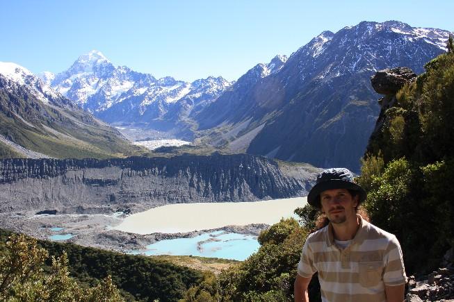 Akaora a Mt. Cook – paráda kam se podíváš