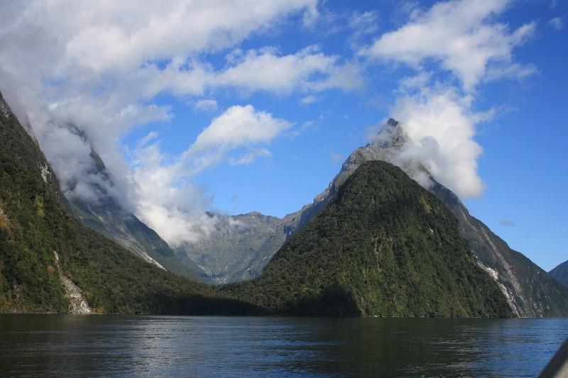Fiordland národní park – Kepler trek