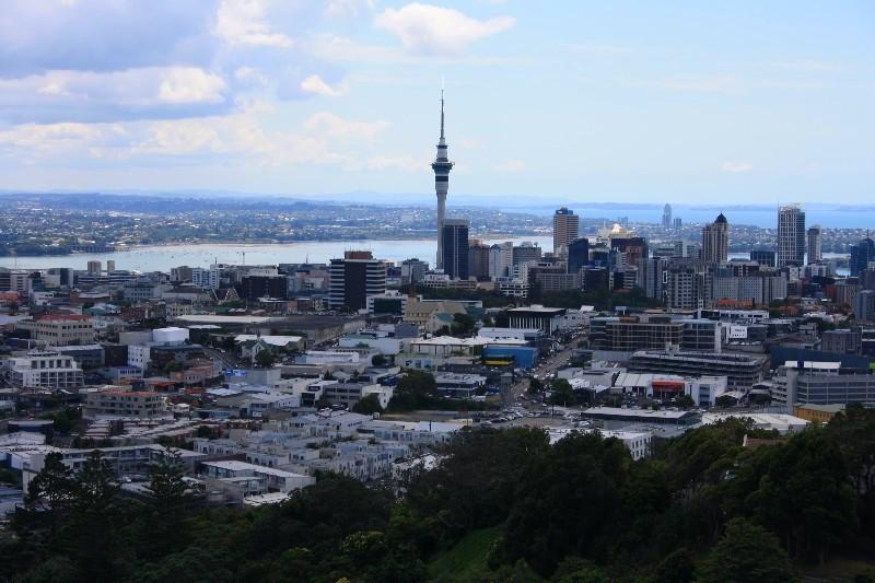 Auckland – poslední zastávka na NZ
