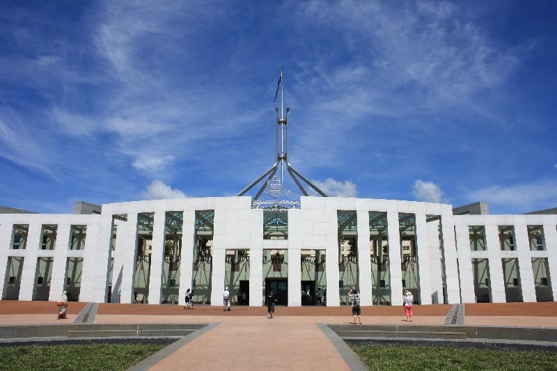 Canberra – hlavní město Austrálie