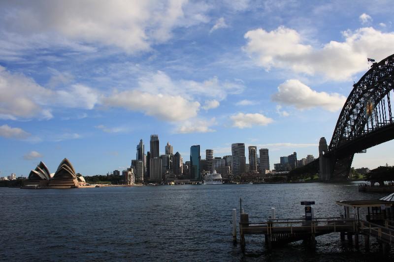 Sydney – krásné město ve všech ohledech