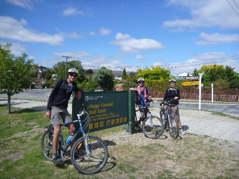 Alexandra – kolování na NZ