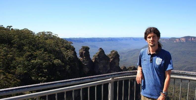 Blue Mountains – hory do modra