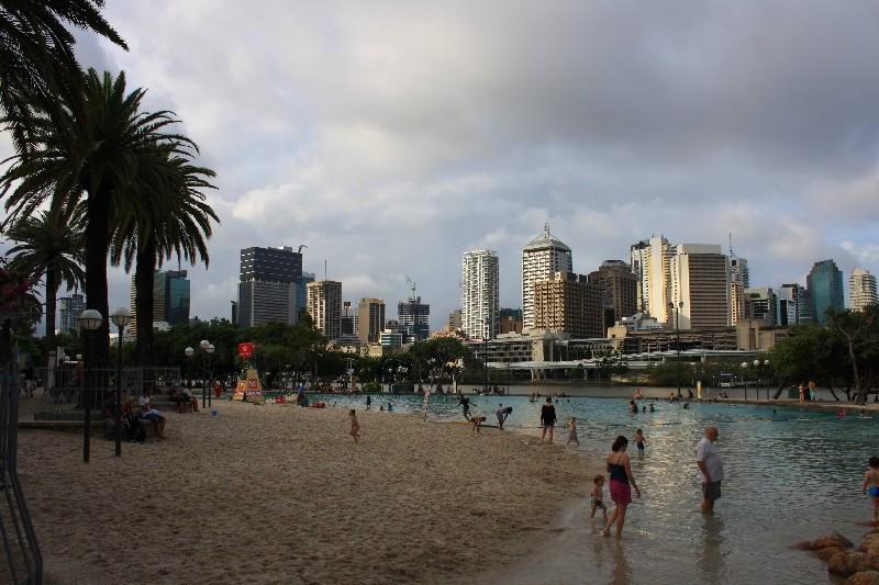 Brisbane – další pohodové město
