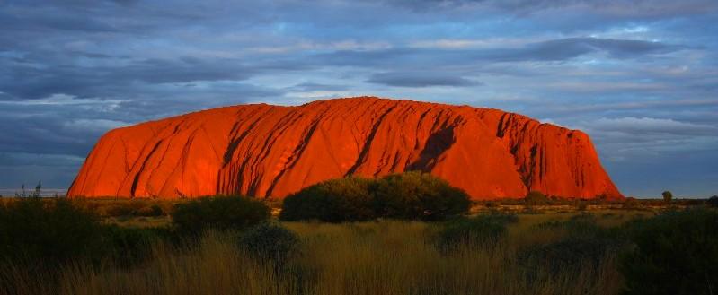 Uluru, Kata Tjuta a Kings Canyon