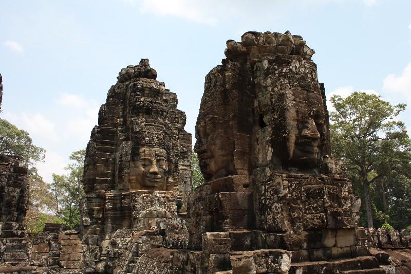 Na skok v Kambodži – Angkor Wat