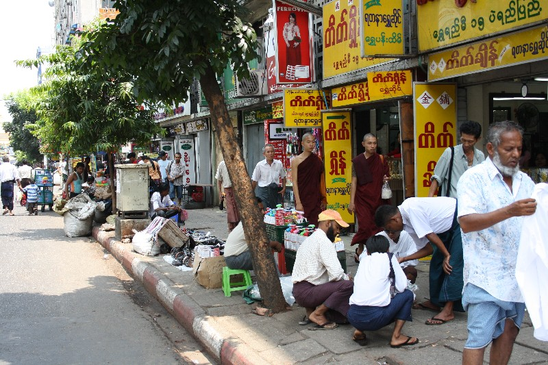 První ochutnávka pro mě neznámé Barmy