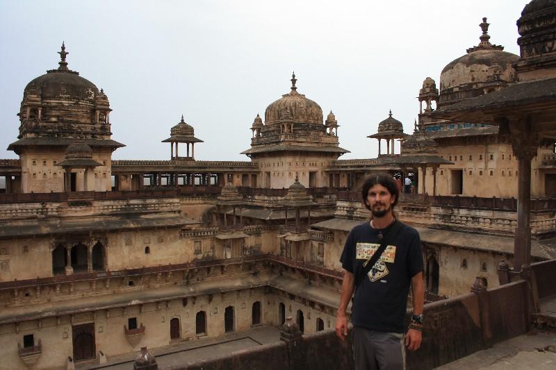 Orchha, Bhopal a Sanchi – luxus architektura