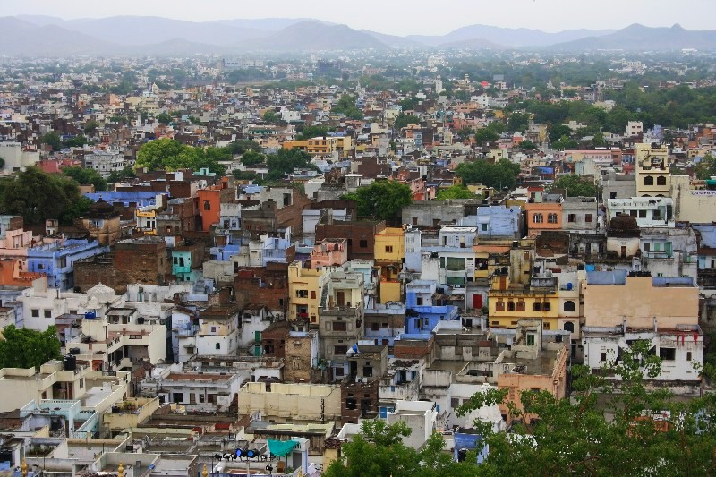 Udaipur a Pushkar – Indii ukazuje svou krásu