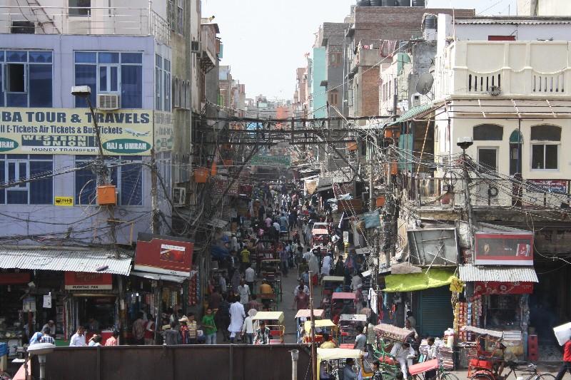 Delhi – nejprve si dáme Old Delhi