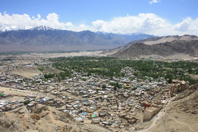 Ladakh, Leh – úžasné hory po indicku