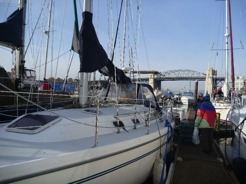 Listopad – sailing a konečně prkno!!!