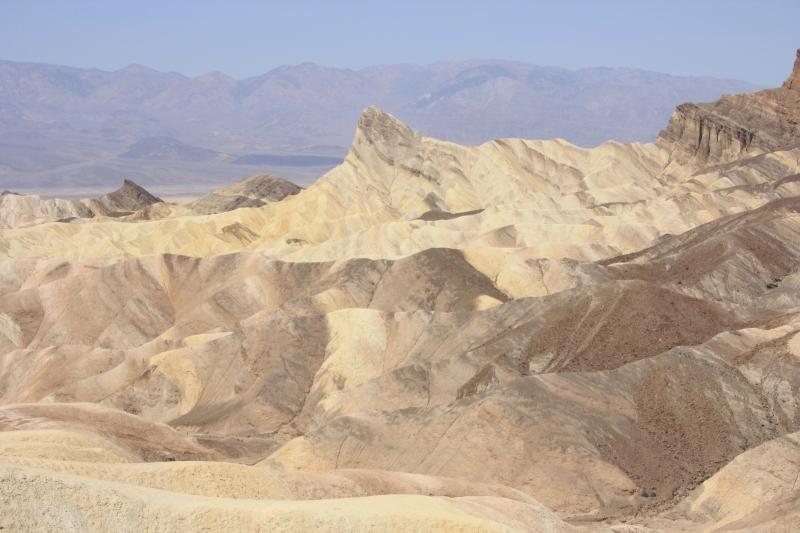 Death Valley NP – Údolí smrti