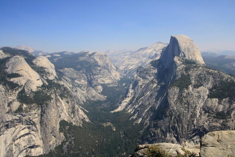 Slavný Yosemitský národní park