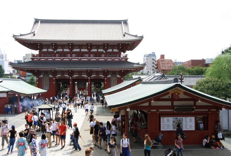 Tokio – začátek mé cesty po Japonsku