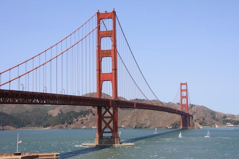 San Francisco – nej město západu USA