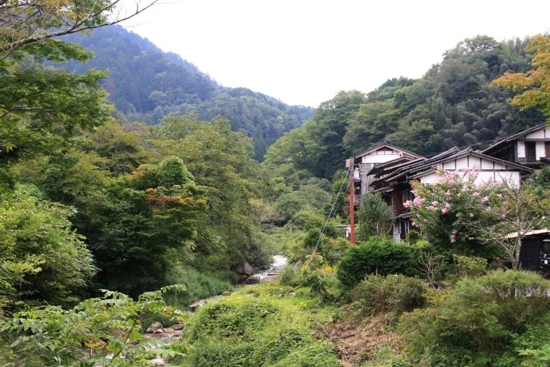 Magome a Tsumago – horské vesničky