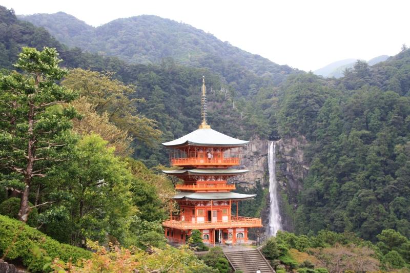 Kumano Kodo – po stopách poutníků