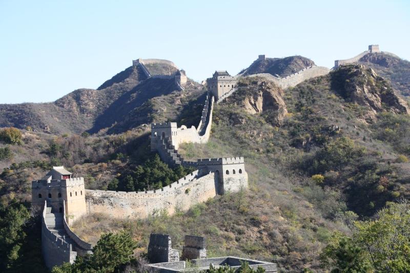 Na skok do Pekingu + Velká čínská zeď