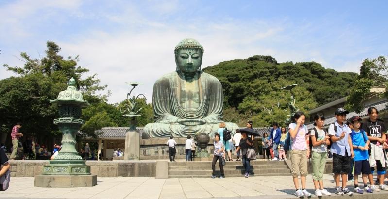 Kamakura a Tokio – moje konečná v Japonsku