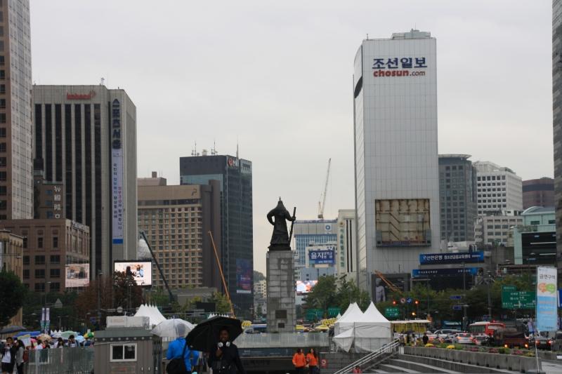 Soul – letím do Jižní Koreje