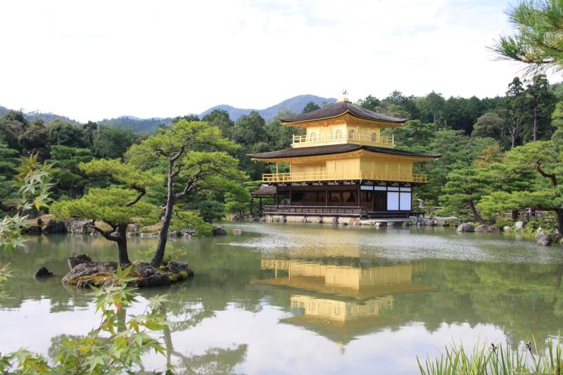 Kyoto a okolí – nádherné historické památky