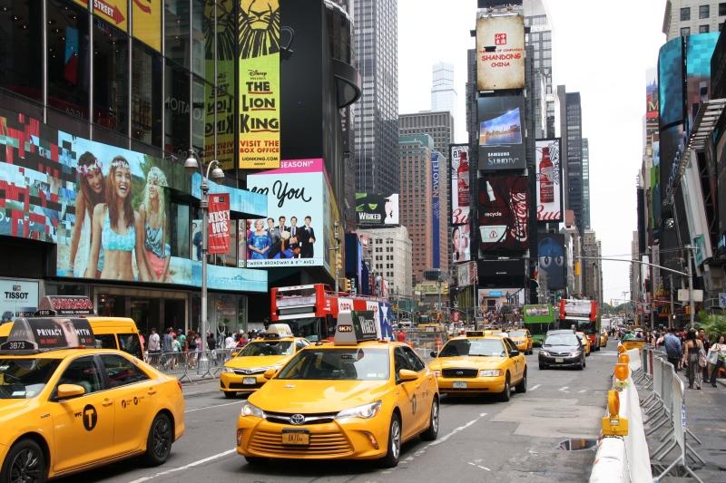 New York City – město s velkým M :-)