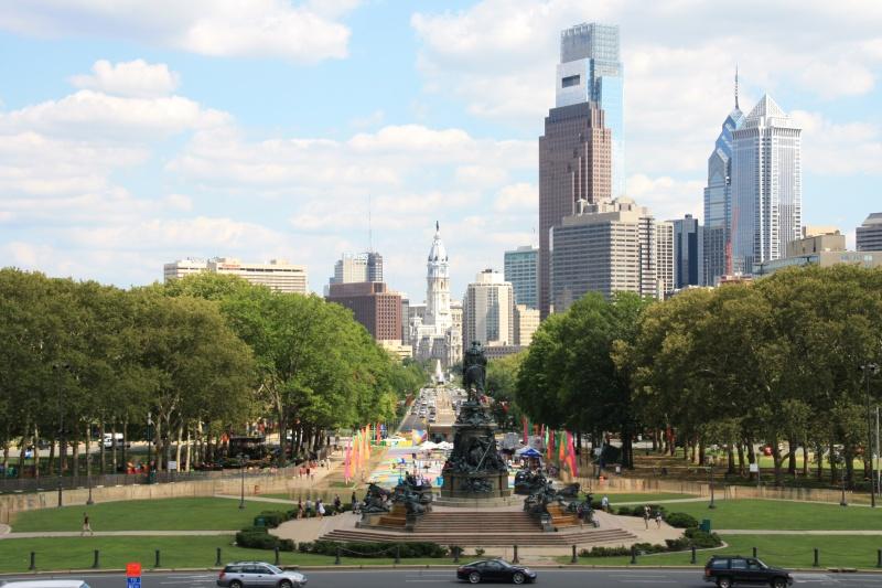 Philadelphia – historie USA kde se podíváš