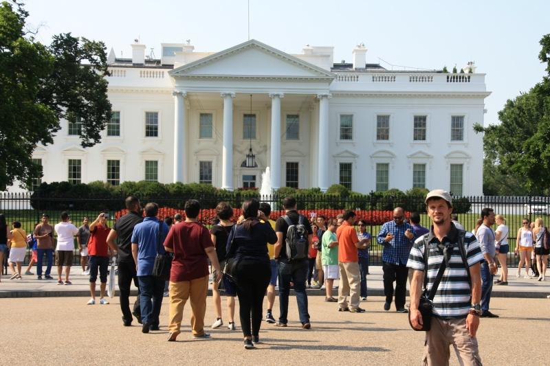 Washington DC – hlavní město USA