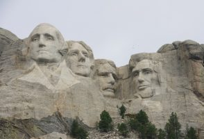 Mount Rushmore, Sturgis a Devils Tower