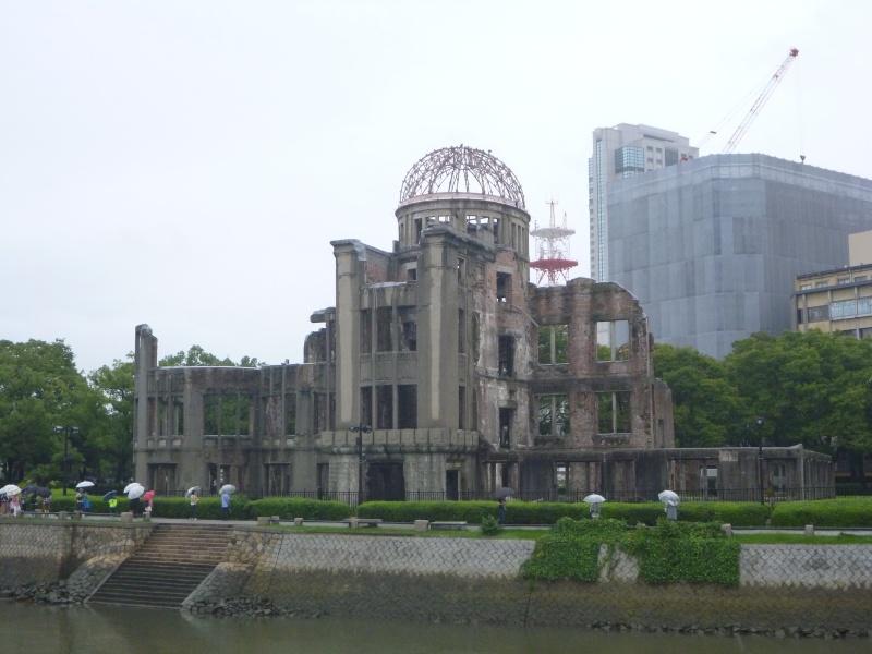 Hiroshima a Miyajima – slavná Torii