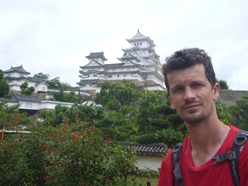 Tomonoura – rybářská vesnička a hrad Himeji
