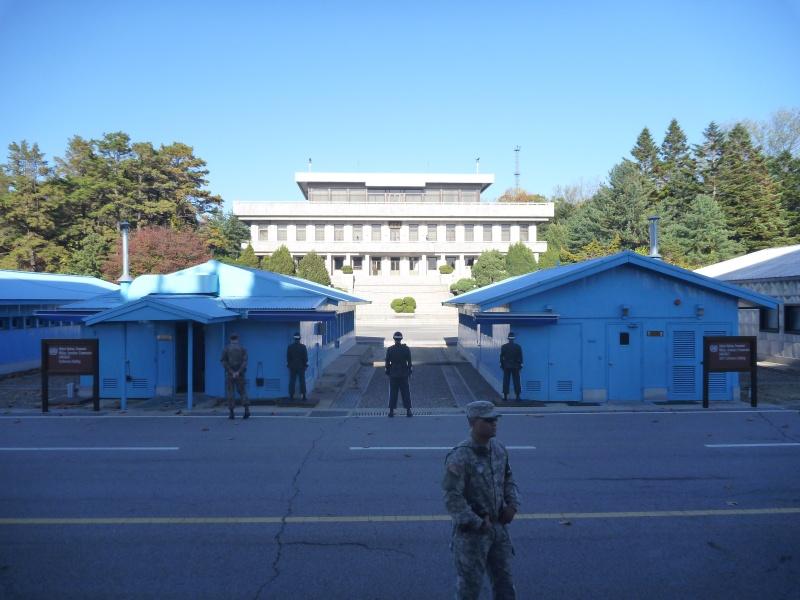 Poslední dny v Koreji – opět Soul a DMZ