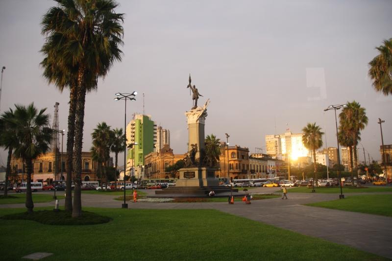 Lima – moje poslední zastávka v JA