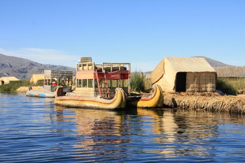 2. ochutnávka jezera Titicaca – Puno
