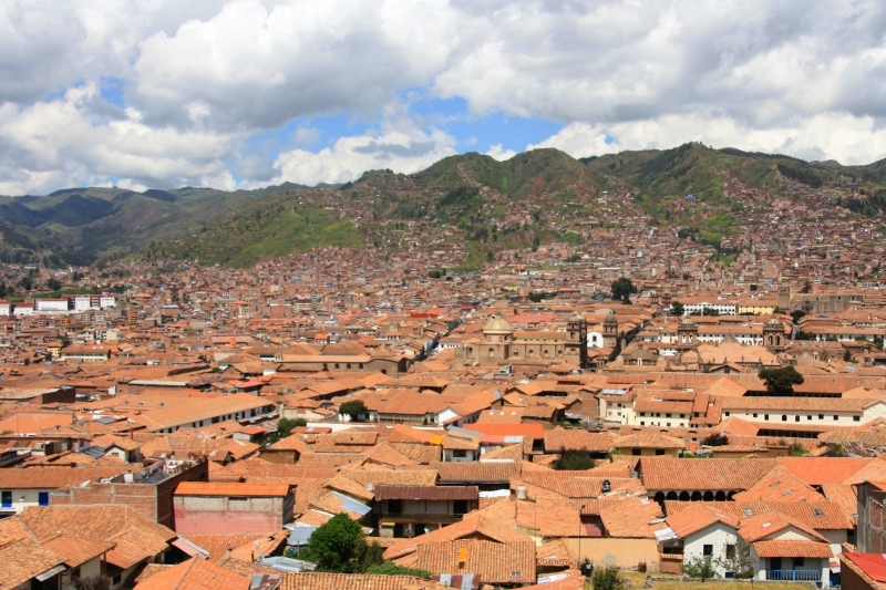 Magické Cusco a Sacred Valley