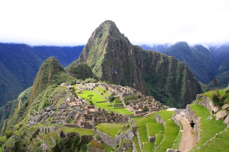 Machu Picchu – Incký klenot v Peru