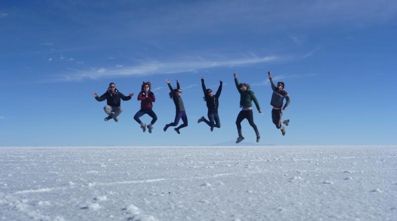 Salar de Uyuni – největší solná pláň na světě
