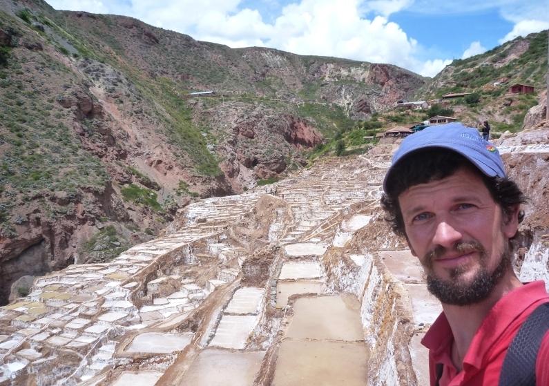 Opět Cusco – Salinas a Moray