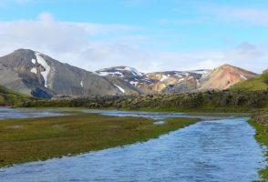Trochu jiný Island – jižní část – Laugavegur trek