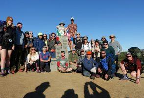 1. den na PCT – 2 650 mil do Kanady