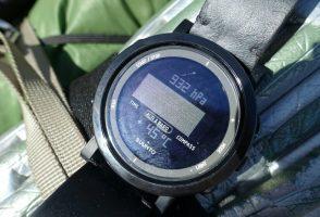 9. den na PCT – 2 519 mil do Kanady.