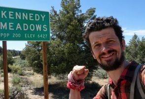 52. den na PCT – 1 951 mil do Kanady