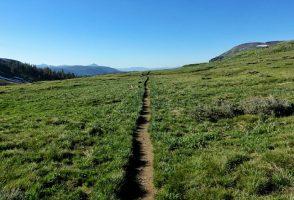 80. den na PCT – 1 592 mil do Kanady