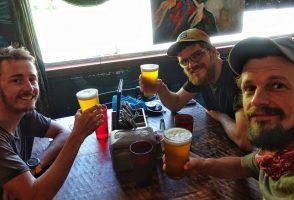 103. den na PCT – 1 149 mil do Kanady