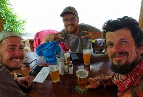 110. den na PCT – 1 008 mil do Kanady