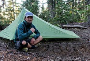 116. den na PCT – 876 mil do Kanady